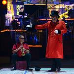 Big Apple Circus Presents 'Luminocity' at Lincoln Center