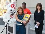 Adrienne Bailon Kicks Off Brooklyn's Summer Reading Program