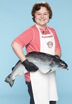 Catching Up with Alexander Weiss, MasterChef Junior Season 1 Winner