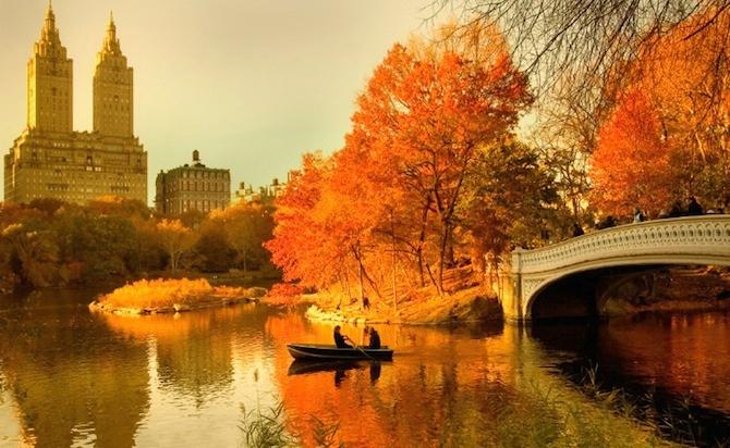 Autumn in New York: NYC Fall Sightseeing Must-Sees