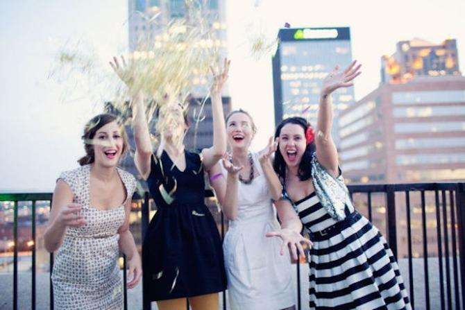 A New York City Bachelorette Party Guide