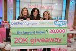 Lanyard Ladies Win $20,000 on 'Bethenny'