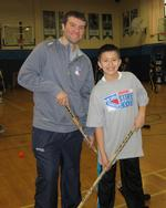 Boys and Girls Club of Northern Westchester Meet New York Rangers