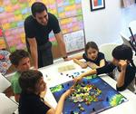 Kids Re-Design Board Games in After-School Program