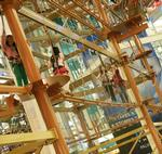 Indoor Ropes Course Opens at Palisades Center in West Nyack