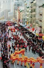 Chinese Lunar New Year Events in NYC