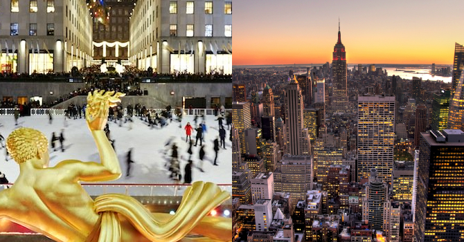 From the Top of the Rock to the Rink: A Special Ticket Discount
