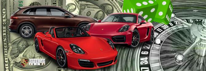 Empire City Casino Is Giving Away Three Porsches