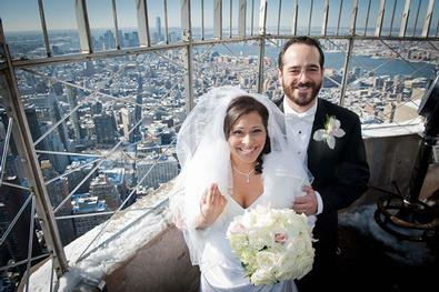 An Opportunity To Marry On The Observatory 86th Floor Of Empire State Building In 21st Annual Esb Wedding Event
