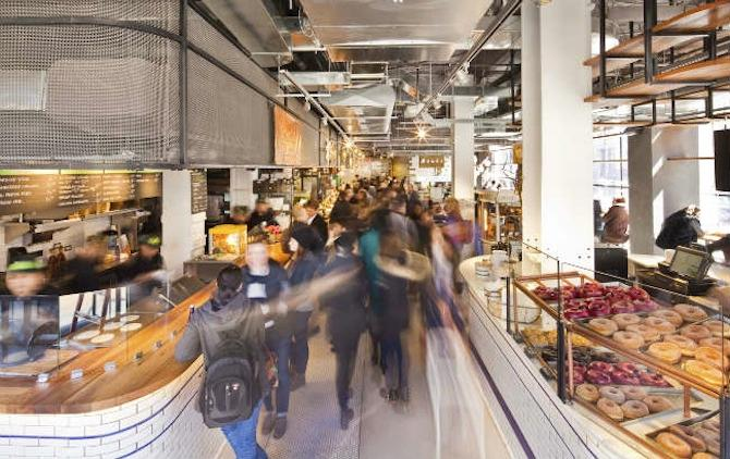 Food Courts in Session: New York's Must-Eat Halls