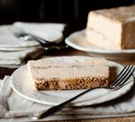 Easy Holiday Dessert: Frozen Pumpkin Pie with Graham Cracker Crust