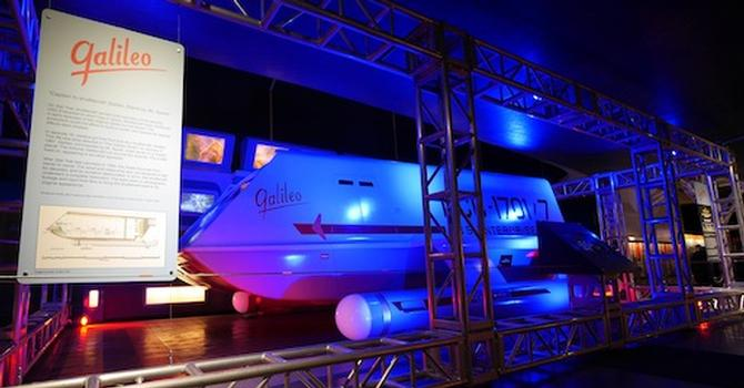 See a Star Trek Shuttle Live at the Intrepid