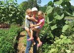 A Community Garden in Huntington Flourishes Beyond Its Soil