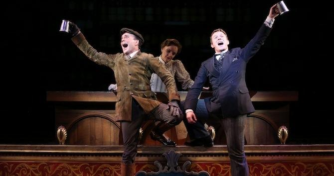 Bye, Bye Broadway: Hand To God, Gentleman's Guide to Close in January