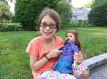 M.E. Smiles Dental Hosts American Girl Doll Event