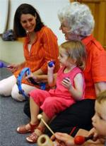 Mommy, Music & Me Provides Music Together® in Astoria