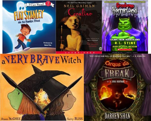 Top 10 Audiobooks for Halloween Season