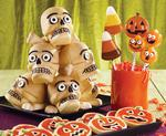 Tower of Horror Treats for Halloween