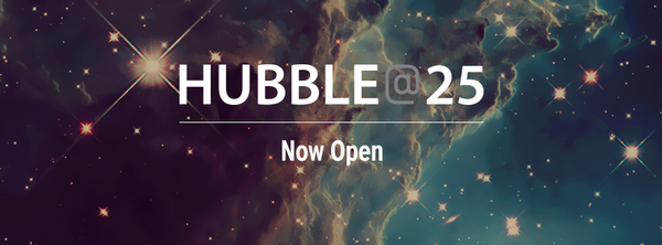 Intrepid Museum News: HUBBLE@25 Exhibit, New 'Enterprise' App