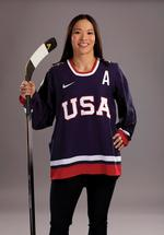 Meet Fairfield Resident Julie Chu of the 2014 U.S. Women's Hockey Team