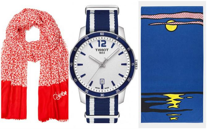 Accessories for July 4th in NYC