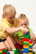 Children Develop Social Skills with Group Activities