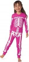 Glow-in-the-Dark Skeleton Pajamas for Kids are Frighteningly Cute
