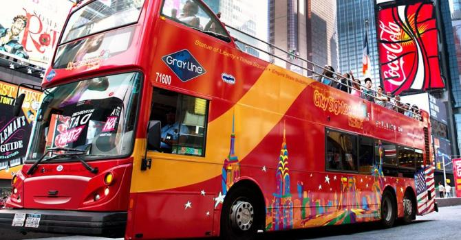 NYC By Bus: The Best Packages for Summer 2016
