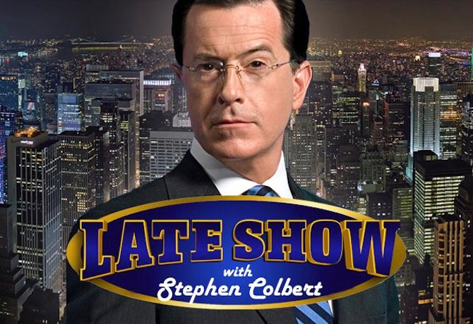 News Blast: See Broadway on Colbert