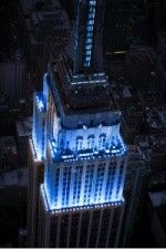 Autism Speaks Lights It Up Blue