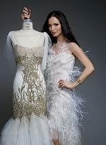 Marchesa's Georgina Chapman - The Style Interview