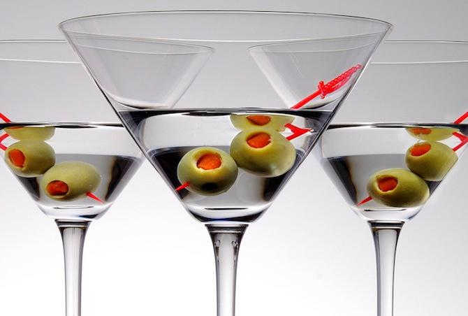 New York's Best Takes on the Martini