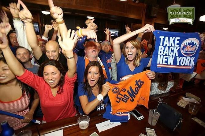 World Series in New York: The Best Baseball Bars for Rooting on the Mets