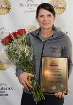 Mia Hamm Named 2014 Resident Mom of the Year by Residence Inn