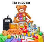 MILO Bear Helps Children Learn to Communicate