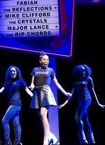 NYC Students Go Inside Broadway with Motown the Musical