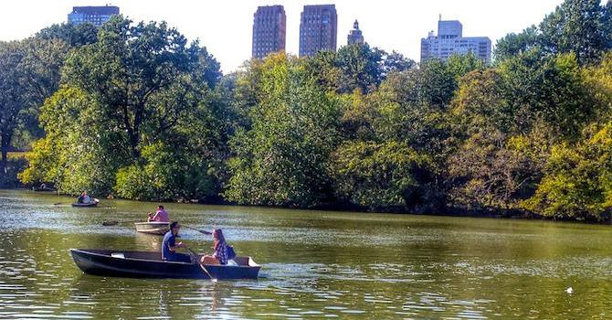 The Best Way to Spend a Summer Day in Central Park