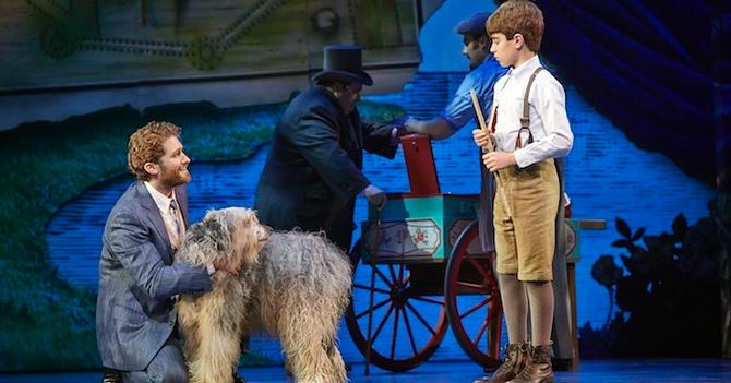 Matthew Morrison on Finding Peter Pan in Neverland