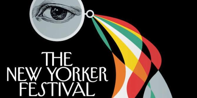 Our Top Ten: What to See at The New Yorker Festival 2015