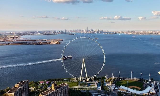 The Biggest Wheel in the World Coming to NYC