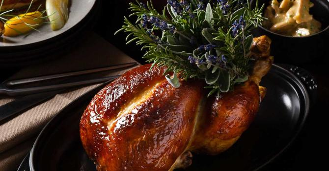 The Five Best Thanksgiving Dinners at Hotels in NYC