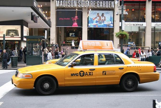 Getting Around: New York City Taxi Tips