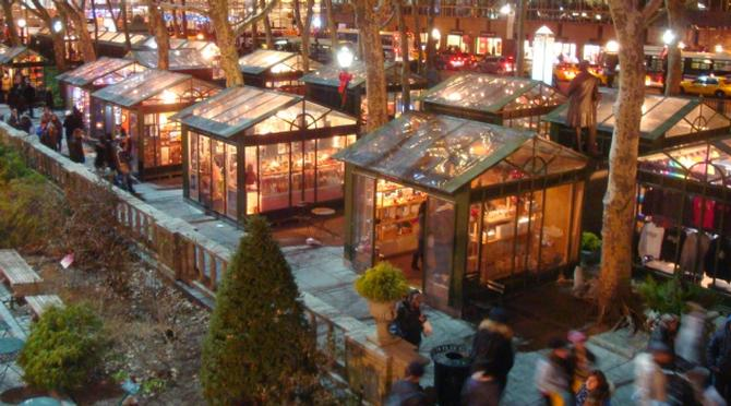 Holiday Markets NYC