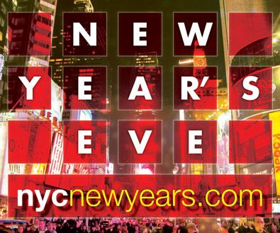 Make NYE Plans with nycnewyears.com, Taylor Swift in Times Square and More!