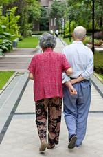 American Heart Association Recommends Walking After a Stroke