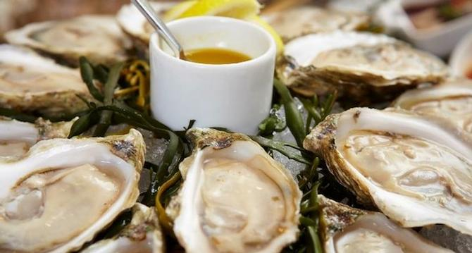 The World Is Your Oyster: New York Oyster Week 2015 Begins