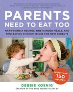 New Cookbooks and Nutrition Guides for Parents and Families