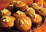 Peanut Pumpkin Muffins Recipe to Make with Kids