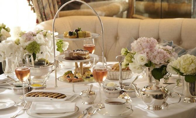 NYC Tea: The Best Spots to Nibble and Sip