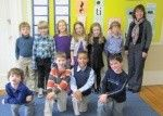 Portledge Students Win Rock the Statue Green Art Contest